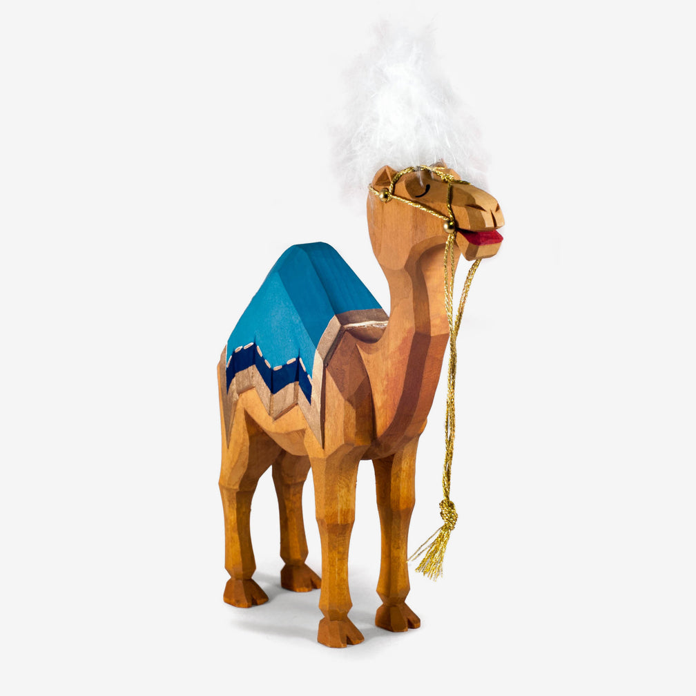 Lotte Sievers-Hahn Nativity: Standing Camels