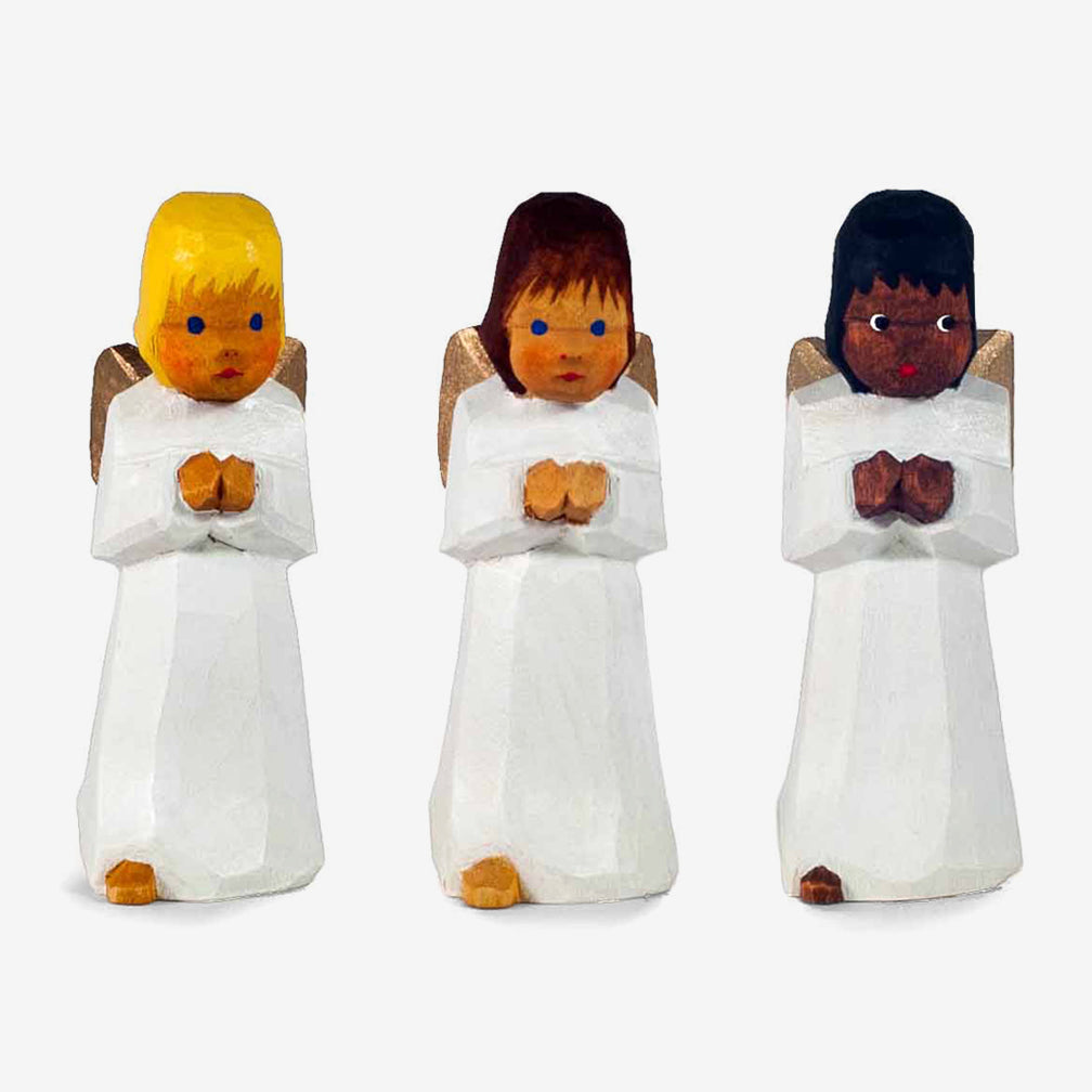 Lotte Sievers-Hahn Nativity: Standing Angels