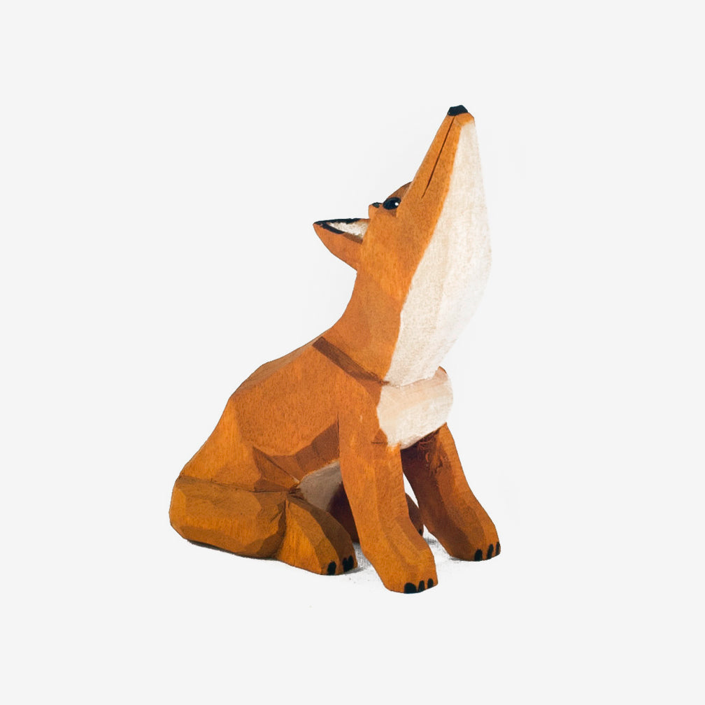Lotte Sievers-Hahn Nativity: Foxes