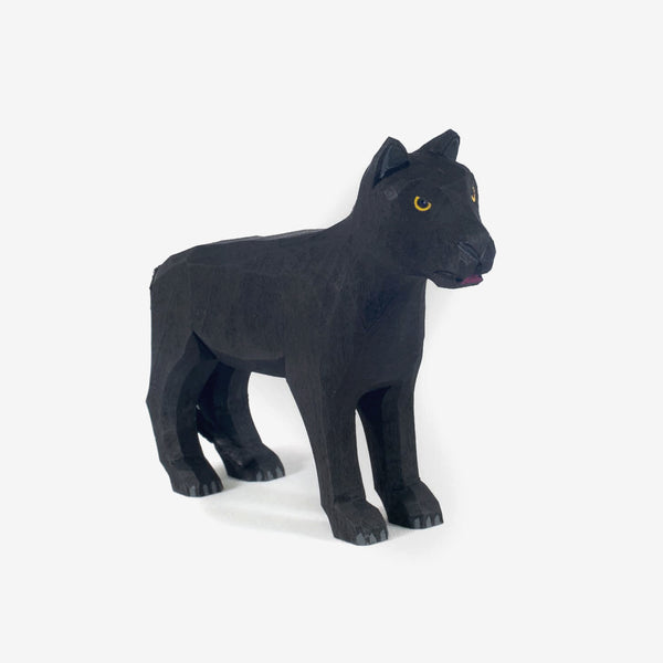 Lotte Sievers-Hahn Nativity: Panther