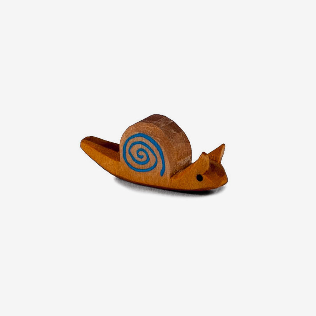 Lotte Sievers-Hahn Nativity: Snail