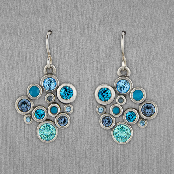 Patricia Locke Jewelry: Grace Earrings in Bermuda