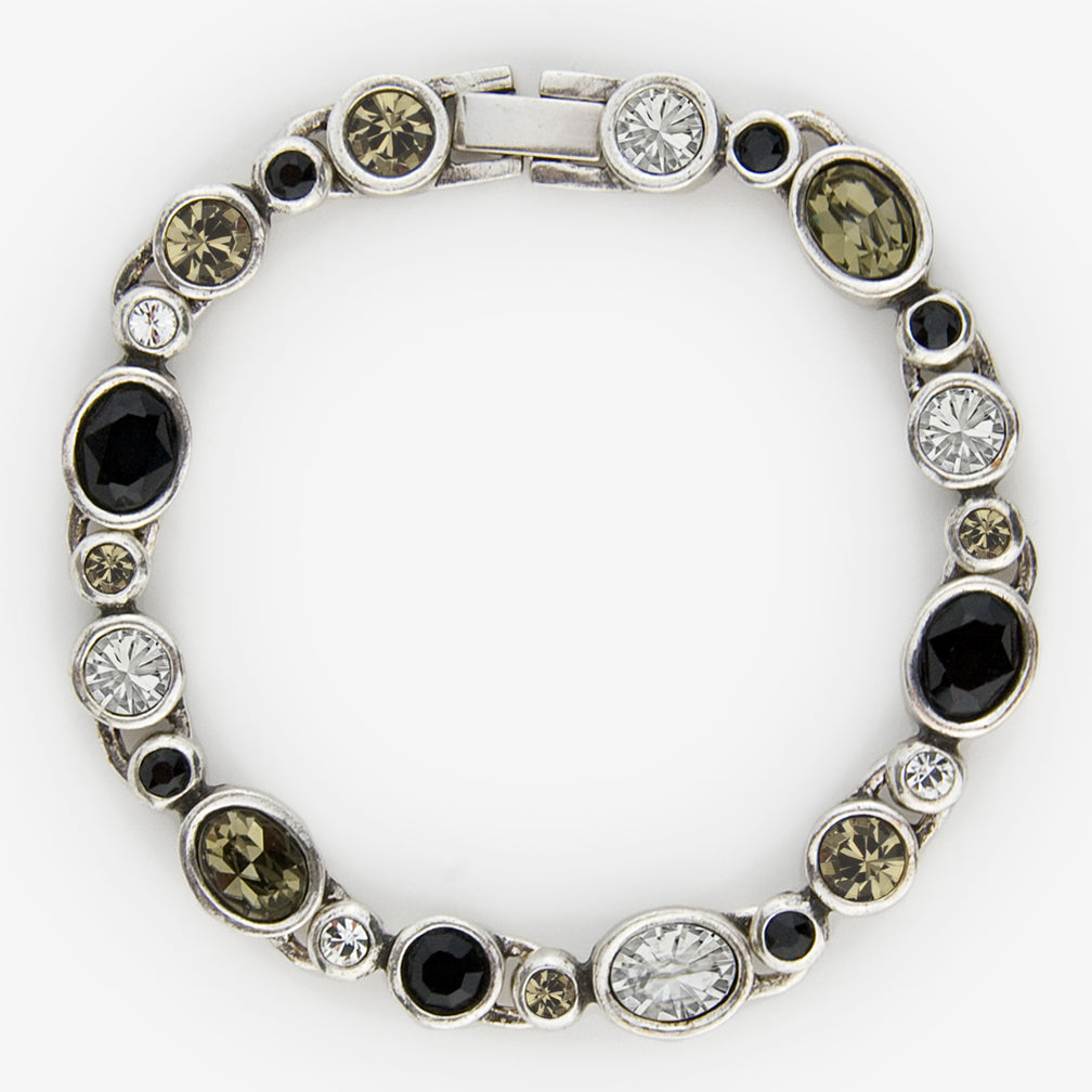 Patricia Locke Jewelry: Bliss Bracelet in Black & White