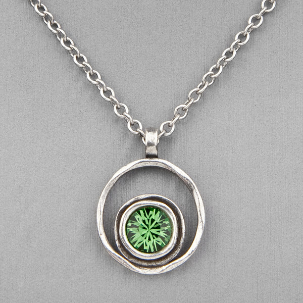 Patricia Locke Jewelry: Serenity Necklace in Erinite