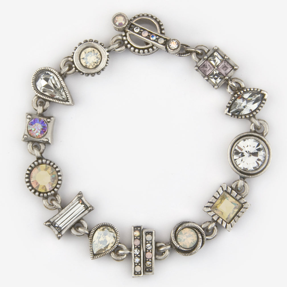 Patricia Locke Jewelry: Inheritance Bracelet in Sugar