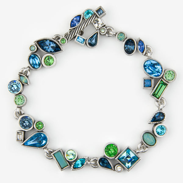 Patricia Locke Jewelry: Wedding March Bracelet in Zephyr