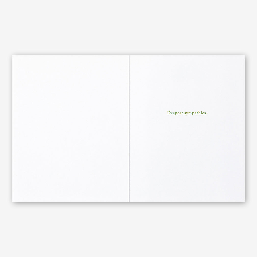 "Positively Green Cards: ""Life starts with love and ends with love."" —Santosh Kalwar"
