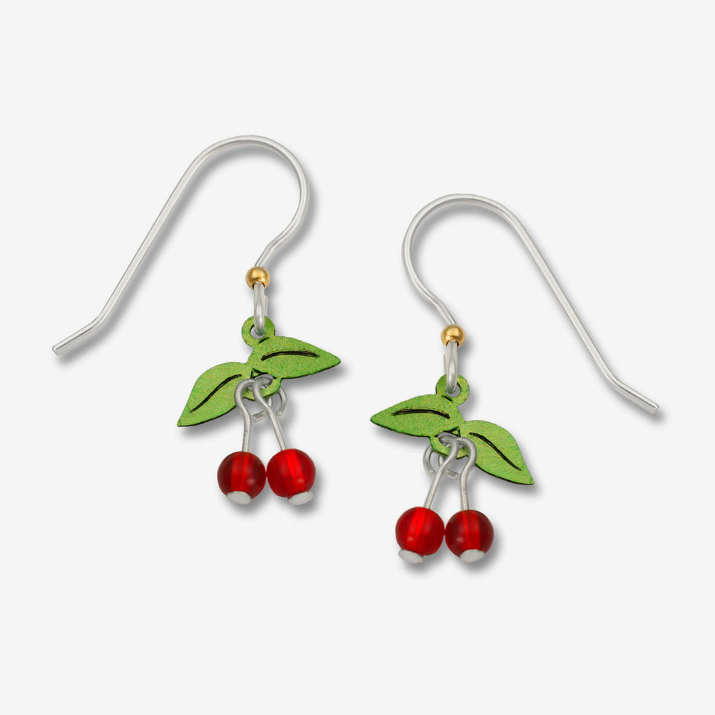 Sienna Sky Earrings: Slot Machine Cherries