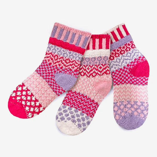 Solmate Socks: Kids Socks: Lovebug