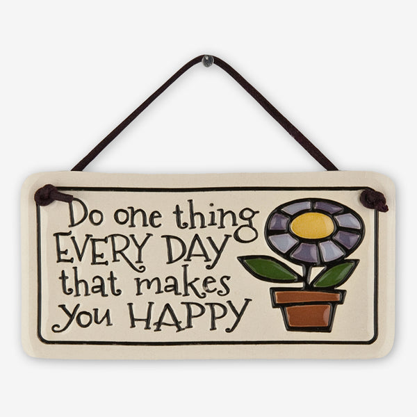 Spooner Creek: Mini Charmer Tiles: Do What Makes You Happy