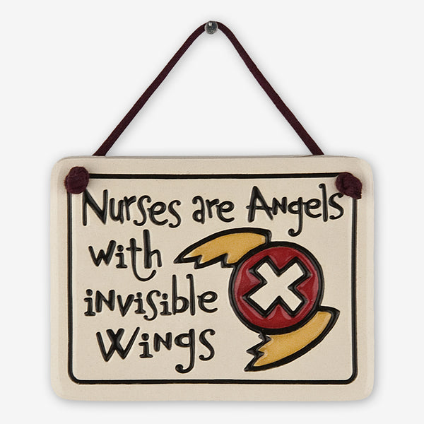 Spooner Creek: Mini Charmer Tiles: Nurses are Angels
