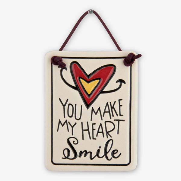 Spooner Creek: Mini Charmer Tiles: You Make My Heart Smile