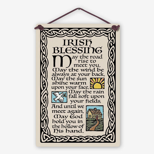 Spooner Creek: Large Rectangle: Irish Blessing