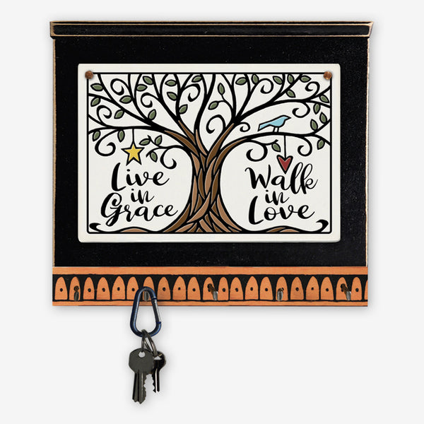 Spooner Creek: Key Holder: Live In Grace