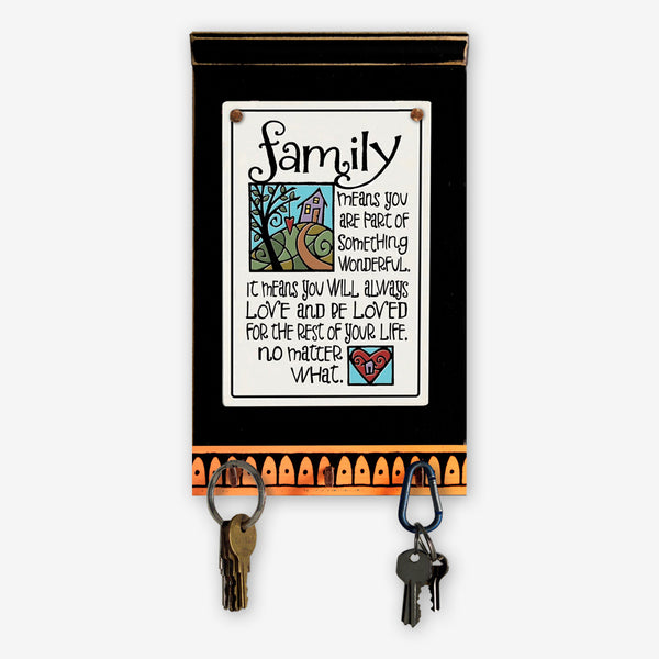 Spooner Creek: Key Holder: Family