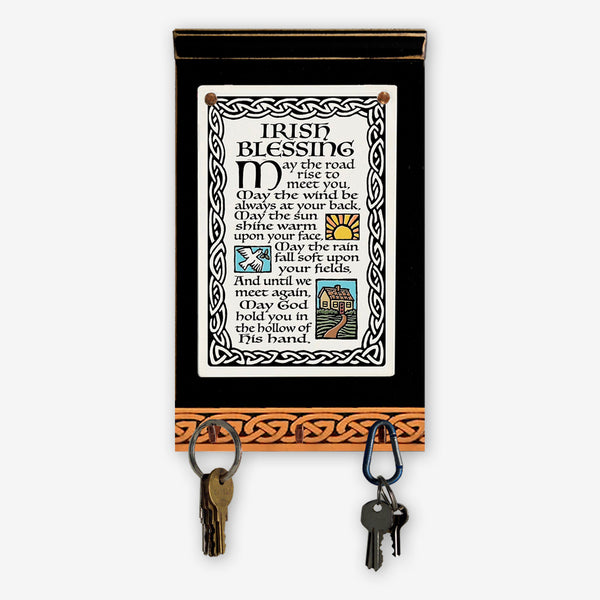 Spooner Creek: Key Holder: Irish Blessing