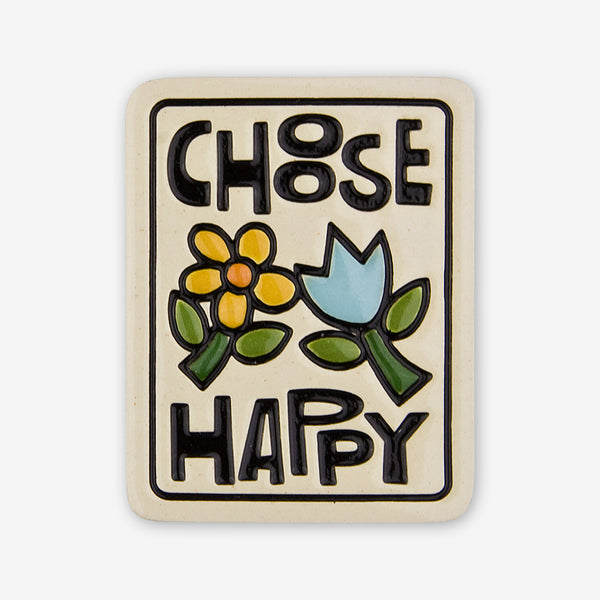 Spooner Creek: Magnet Tiles: Choose Happy
