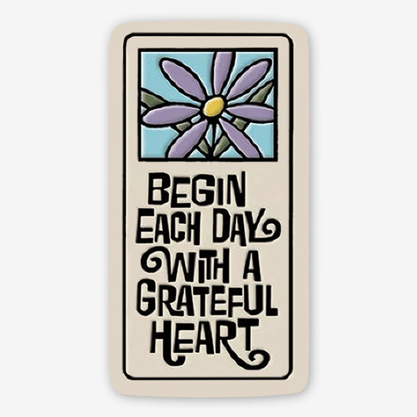 Spooner Creek: Magnet Tiles: Grateful Heart