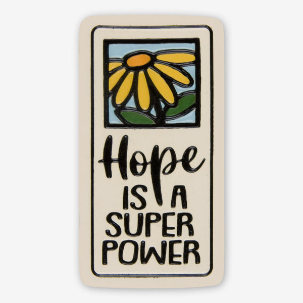 Spooner Creek: Magnet Tiles: Hope Is a Super Power