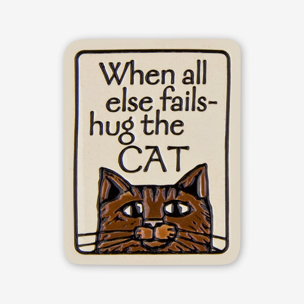 Spooner Creek: Magnet Tiles: Hug the Cat
