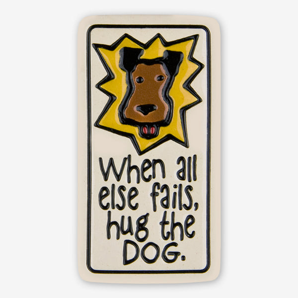Spooner Creek: Magnet Tiles: Hug the Dog