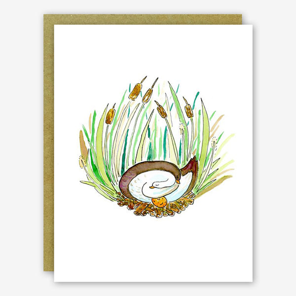 SquidCat, Ink Baby Card: Golden Egg