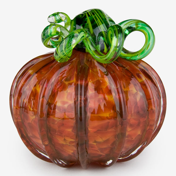 The Glass Forge: Large Pumpkin: Autumn
