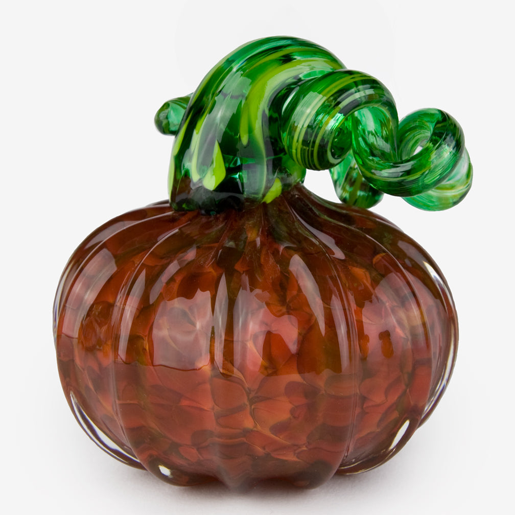 The Glass Forge: Medium Pumpkin: Autumn