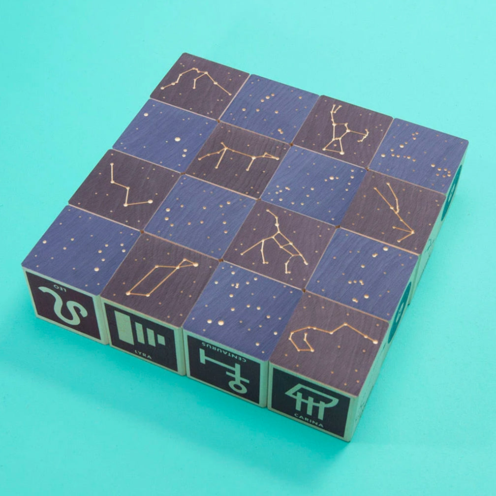 Uncle Goose: Constellation Blocks