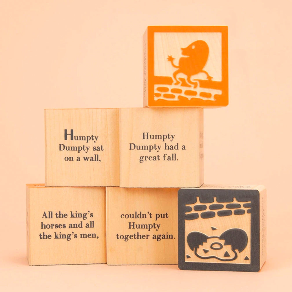 Uncle Goose: Nursery Rhyme Blocks