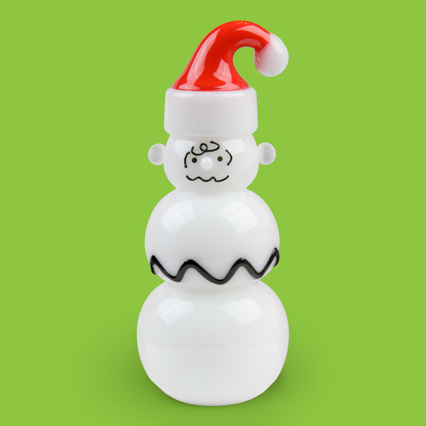 Vitrix Hot Glass Studio: Snowmen: Charlie Brown