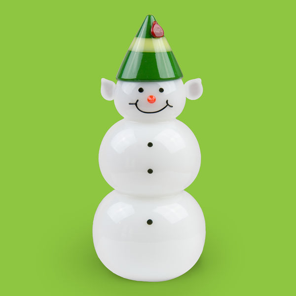 Vitrix Hot Glass Studio: Snowmen: Elf