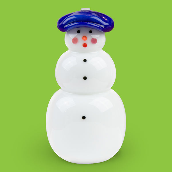 Vitrix Hot Glass Studio: Snowmen: Newsie
