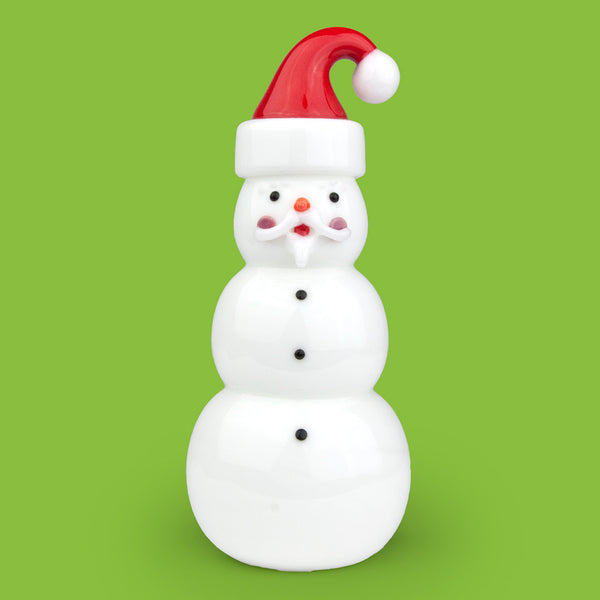 Vitrix Hot Glass Studio: Snowmen: Santa