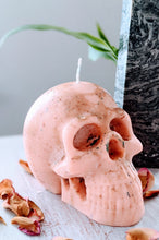 Load image into Gallery viewer, Intention Candle - High Energy Skull