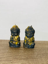 Load image into Gallery viewer, Intention Candles - Abundant Buddha Tealight Set