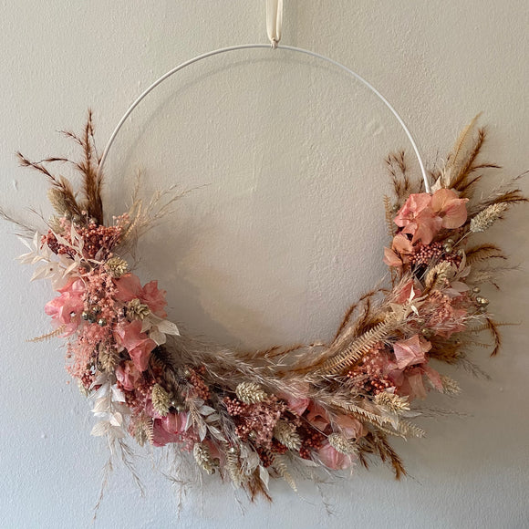 Flowerhoop Pink Love