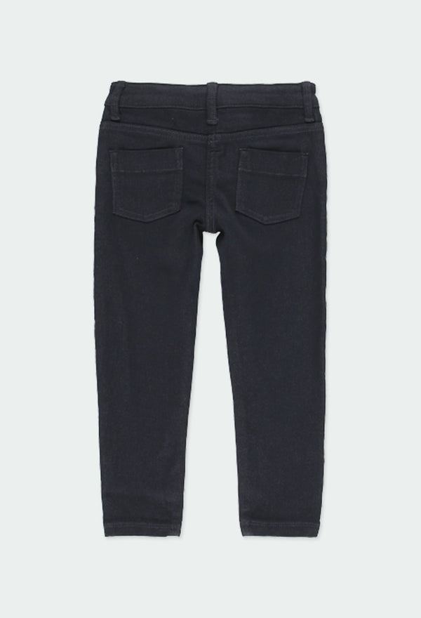 Boboli Black Denim Jeggings