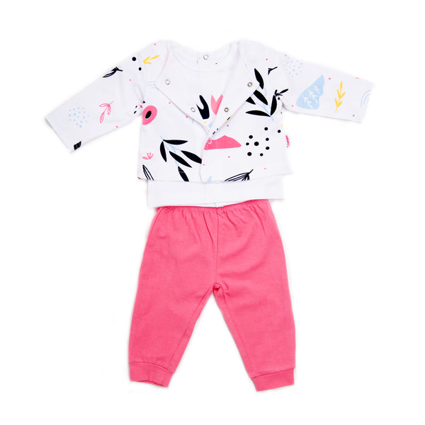 Babybol Baby Girl 3 Piece Set