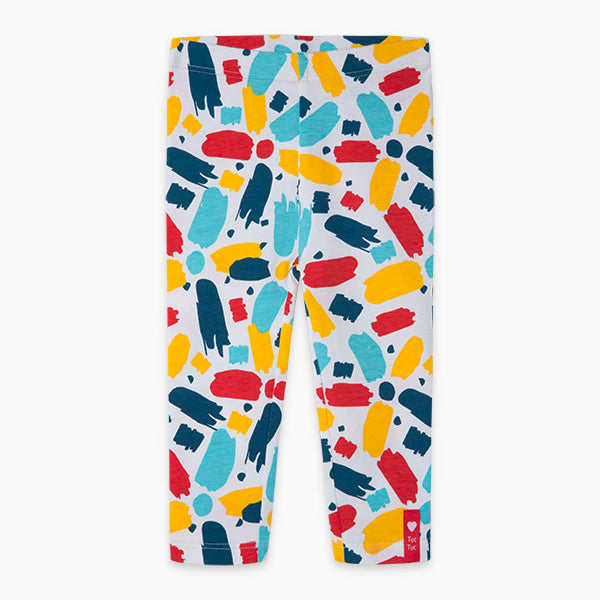 TucTuc Girl Colour Splat Legging