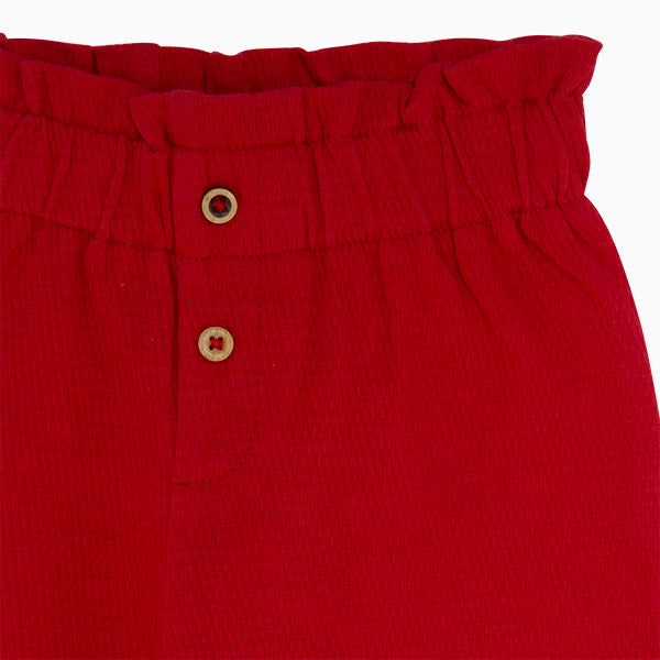 TucTuc Girl Red Pallazo Pants