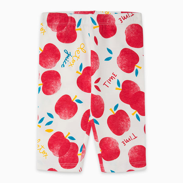 TucTuc Girl Red Apple Leggings