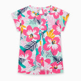 TucTuc Girl Pink Flower Top