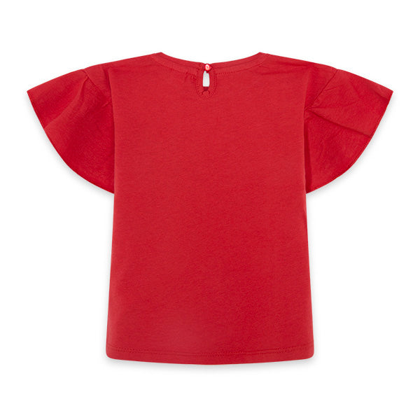 TucTuc Girl Red Tee
