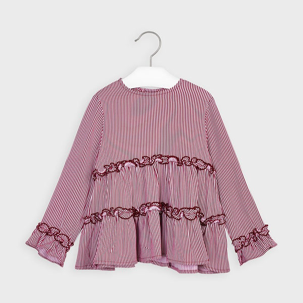 Mayoral Girl Viyella blouse