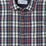 Mayoral Baby Boy Check Lined Shirt