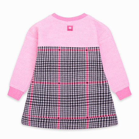 TucTuc Pink Star Girl Dress