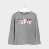 Mayoral 'Paris' Tee - Teen Girl