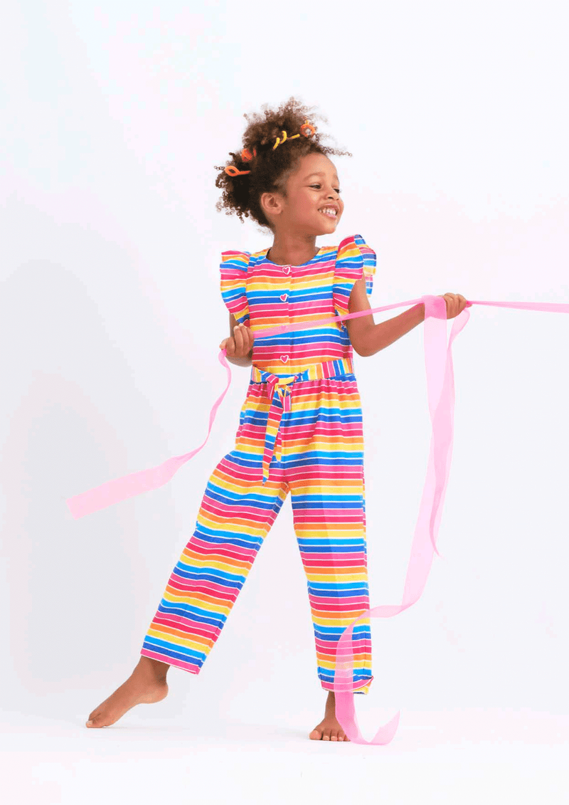 Agatha Ruiz Girl Multicolour Jumpsuit