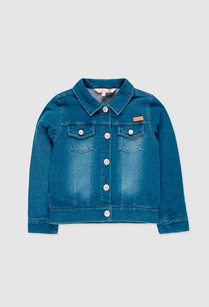 Boboli Soft Denim Jacket